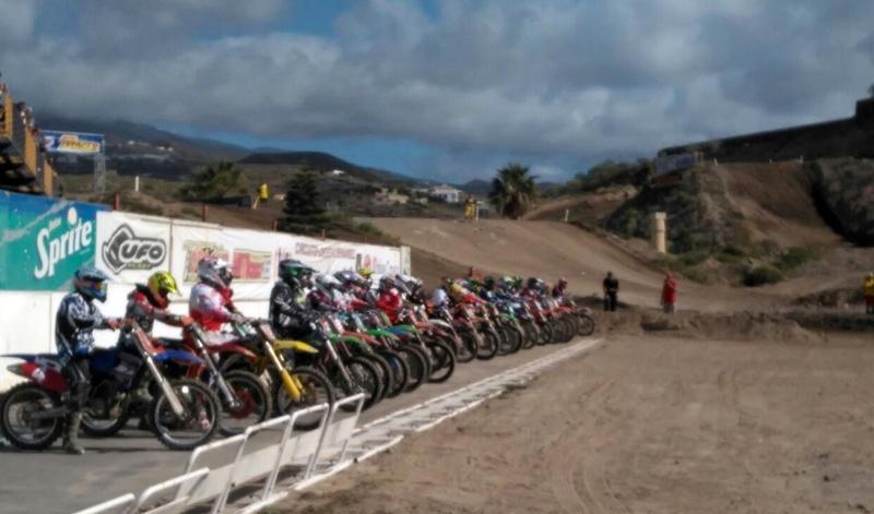 salida motocross