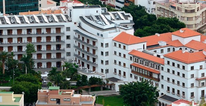 El número de turistas alojados en la capital crece el 40% desde 2011