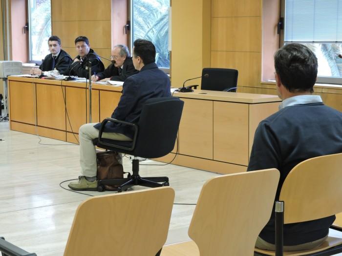 El exsecretario municipal reafirmó la condición de administrador del acusado / NORCHI
