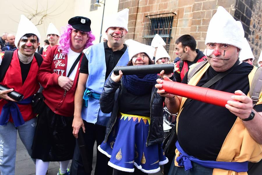 La Sardina de Inclusión superó todas las espectativas. | SERGIO MÉNDEZ
