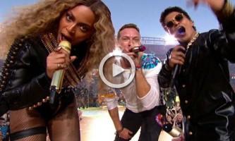 Beyoncé, Coldplay, Bruno Mars y Lady Gaga, actuaciones de la Superbowl