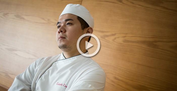 Entrevista a Tadashi Tagami, chef del restaurante Kazan