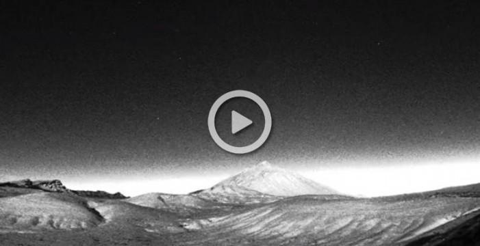Todavía no puedes subir al Teide, pero aquí puedes controlar si queda nieve