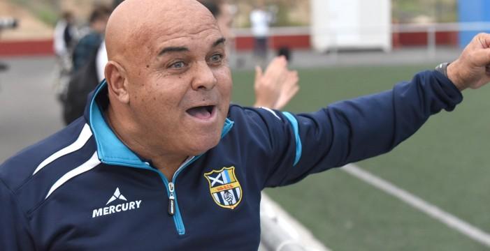 """Toni Ayala: """"Ahora empieza nuestra Liga"""""""