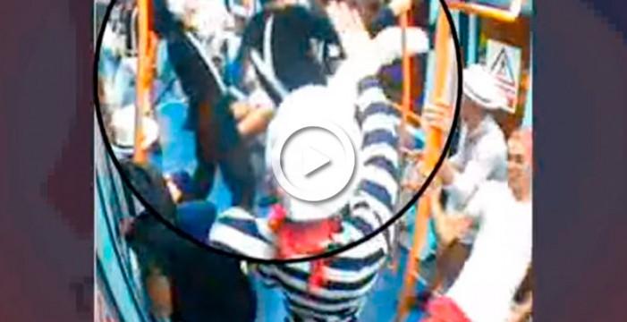 Condenado por vandalismo en el tranvía carnavalero de 2010