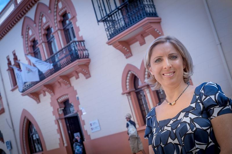 Cristina Oliveira. UEC/Tony Cuadrado