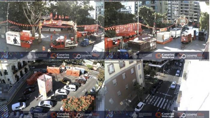 webcam carnavales