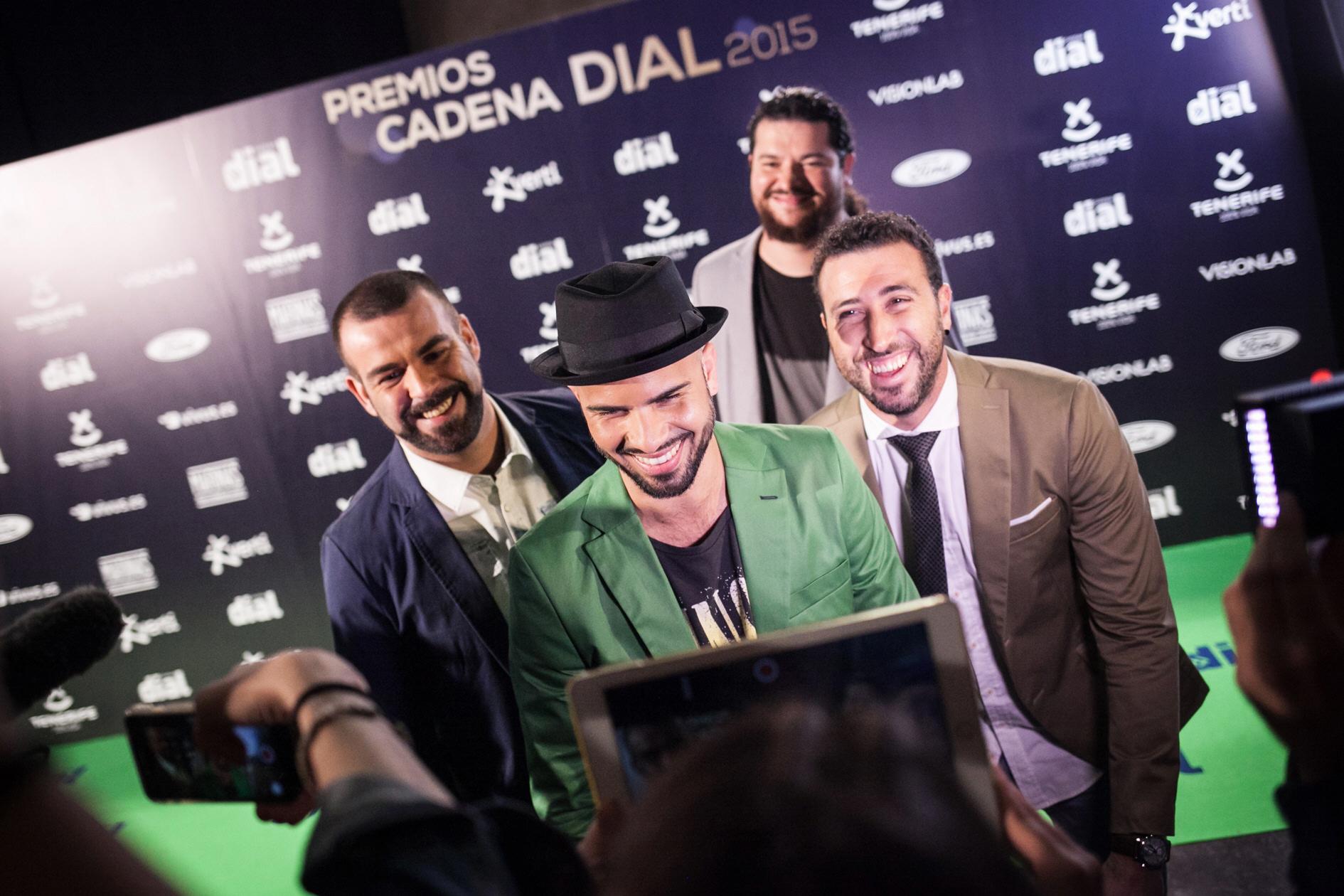 Premios Cadena Dial. / ANDRÉS GUTIÉRREZ