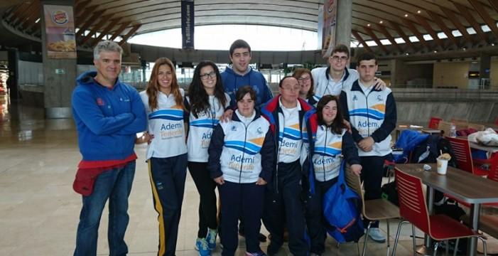 El Ademi Tenerife viaja a por todas a Sevilla