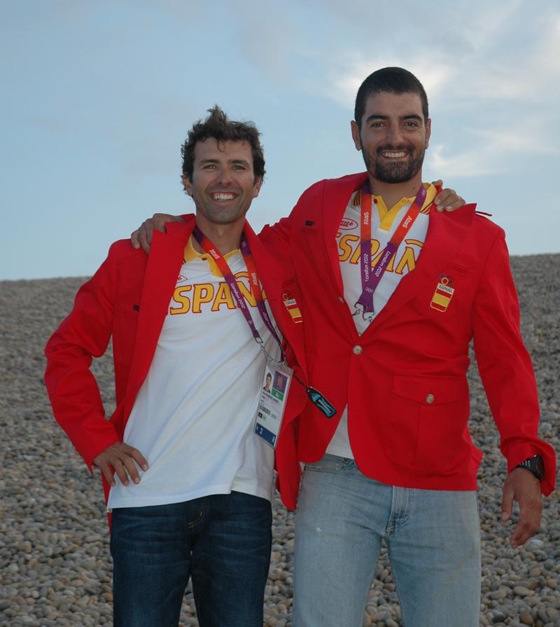 Airam Rodríguez y Javier Hernández Cebrián VELA