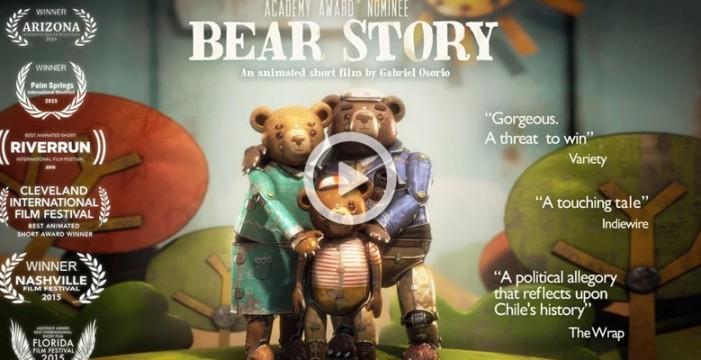 Cuelgan en YouTube el corto de animación premiado este año con un Oscar