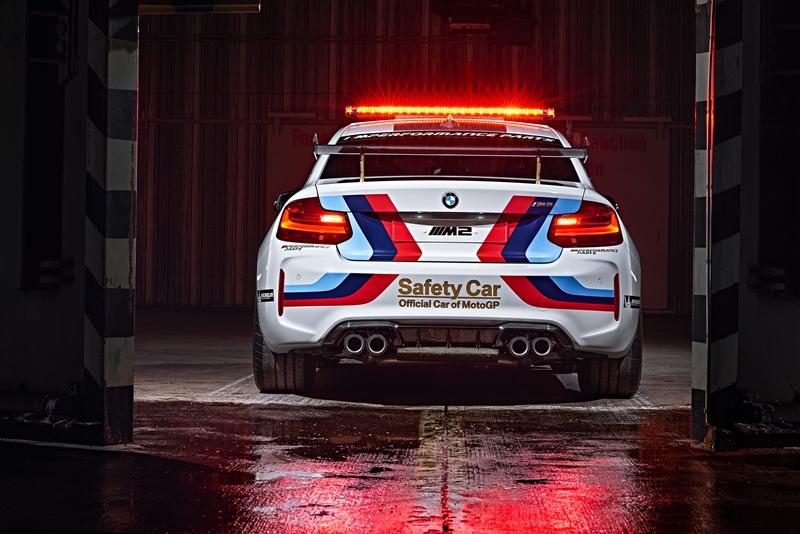 BMW M2 MotoGP Safety Car 1
