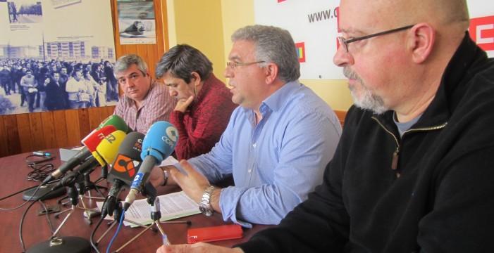 Comisiones Obreras presenta un plan para reponer 16.000 empleos públicos