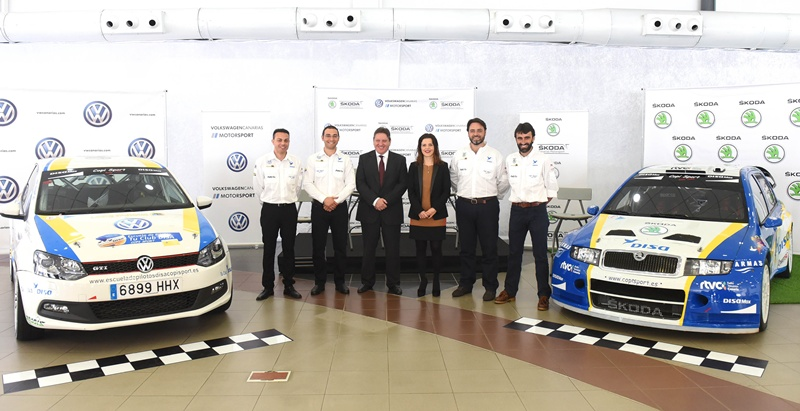 DISA Copi Sport Domingo Alonso Skoda y Volkswagen