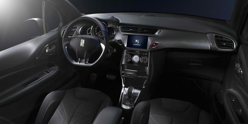 DS 3 DS 3 Cabrio interior