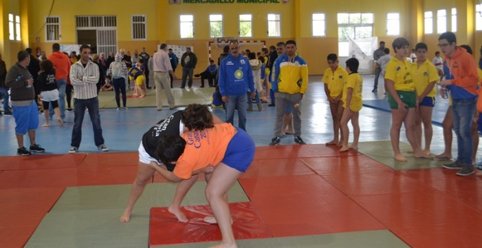 Nuevo encuentro de las Escuelas de Lucha de Gran Canaria