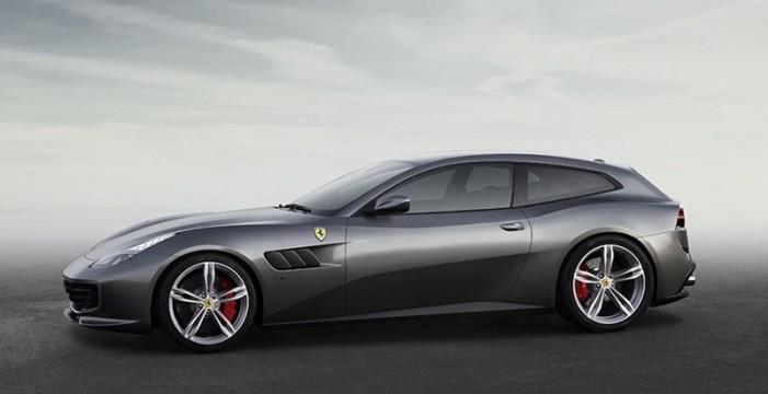 Ferrari GTC4Lusso: prestaciones de súper clase, versatilidad en todo tipo de terreno y elegancia sublime