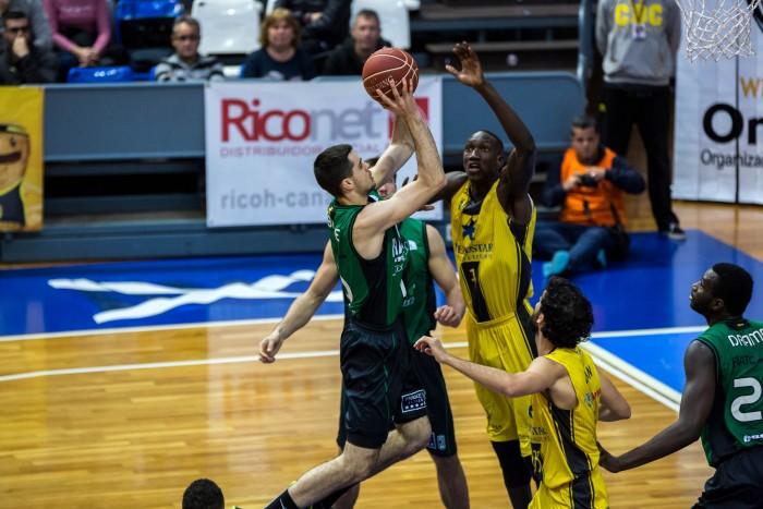 Petit Niang dispondrá de minutos frente al equipo maño| ACB MEDIA