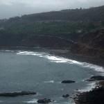Playa de El Socorro, en Los Realejos. / M. P.