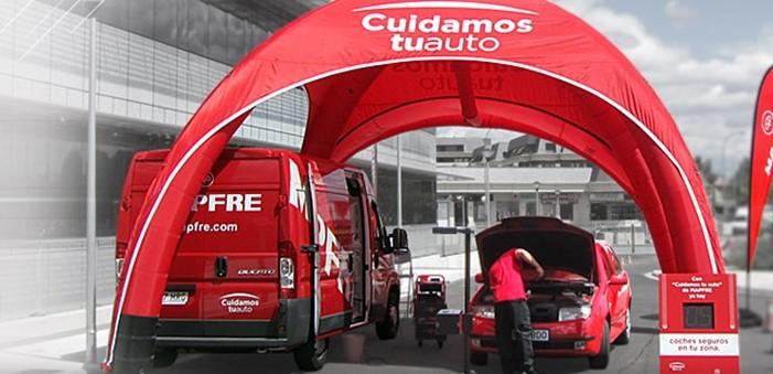MAPFRE realiza revisiones de vehículos gratuitas en San Sebastián de La Gomera
