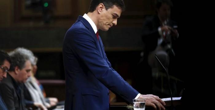 Pedro Sánchez, a la segunda, ¿la vencida?