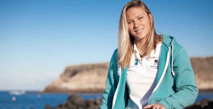Alexandra Rinder, la más joven en ganar el premio Abinque