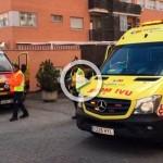 Emergencias 112 en el barrio de Villaverde, Madrid