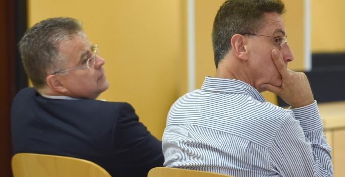 Reverón y  Sosa, inhabilitados durante 7 y 8 años y medio para empleo y cargo público
