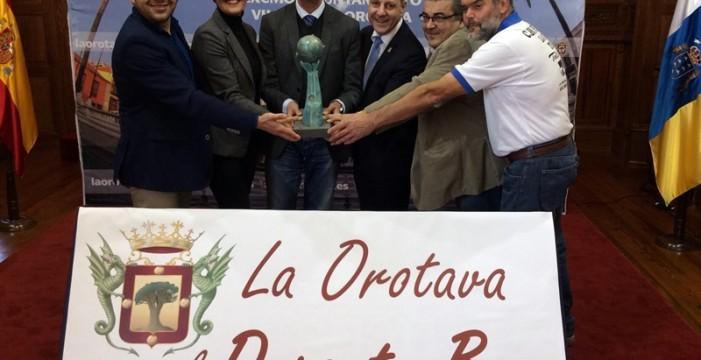 Torneo 4 Naciones Junior en homenaje a Celestino Hernández