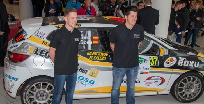 Renault presenta el nuevo Trofeo Clio R3T Canarias