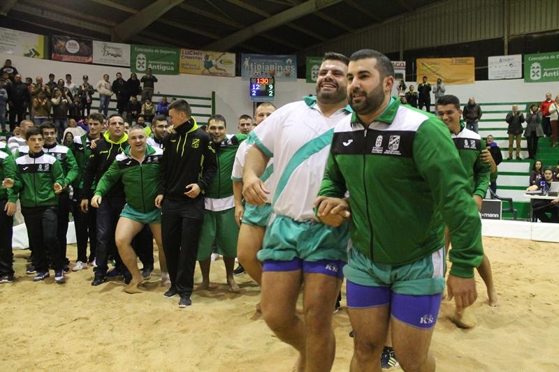 Unión Antigua Kiren González campeon Liga Insular Fuerteventura