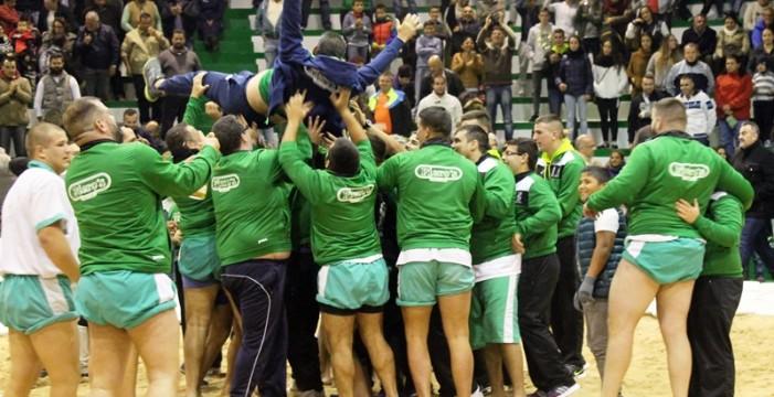 El Unión de Antigua se proclama Campeón de la Liga Insular de Lucha Canaria de Fuerteventura