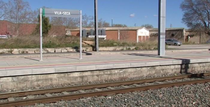 Muere un joven atropellado por un tren cuando perseguía a sus perros