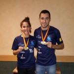 Yanira Soto y Simón Siverio Tenerife CajaCanarias