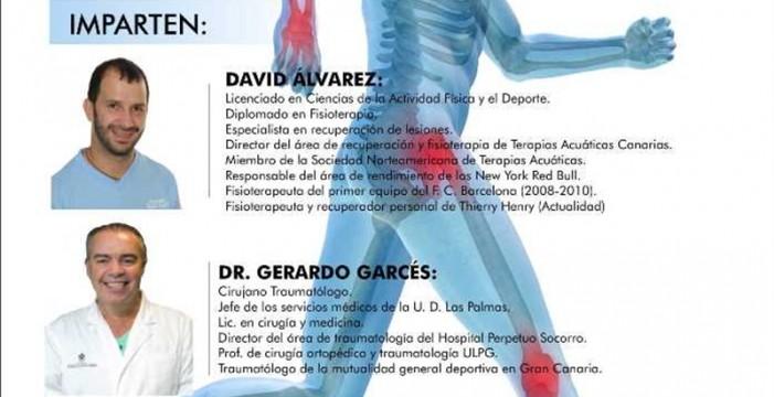 Jornadas para la prevención y recuperación de lesiones en Los Llanos