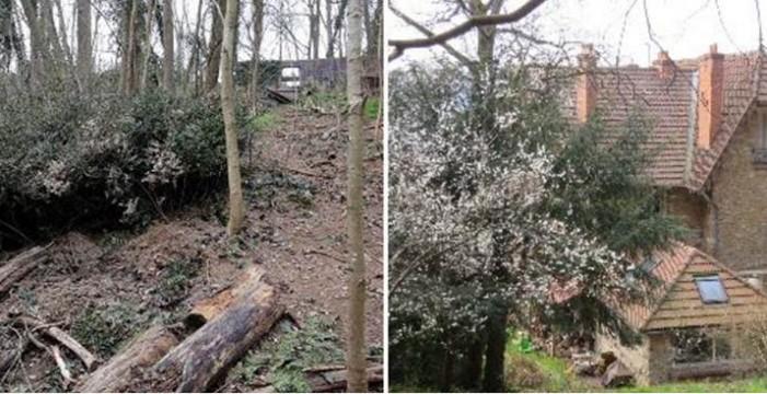 Alquilan una casa en París con Airbnb y se encuentran un cadáver