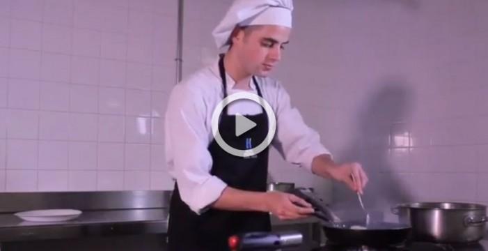Un tinerfeño finalista del IV premio promesas de la alta cocina en Madrid