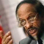 Rajendra Pachauri. / EUROPA PRESS