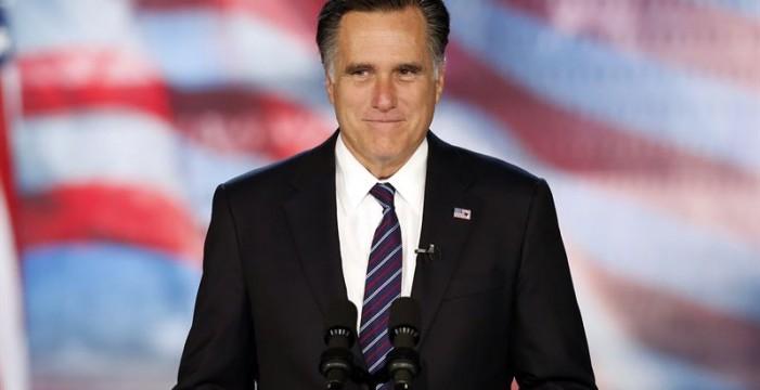 Romney urde un plan para impedir la nominación de Trump en la Convención Republicana