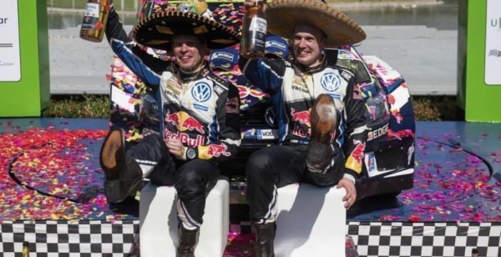 Jari-Matti Latvala, dominador en Mexico