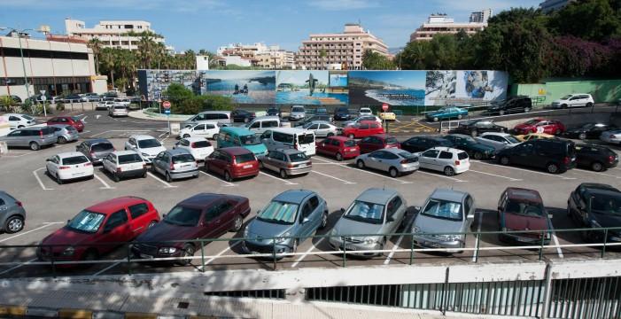 """Afonso: """"El parking de la estación de guaguas tiene todas las garantías"""""""