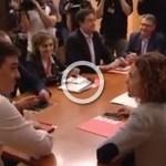 psoe reunión legislatura