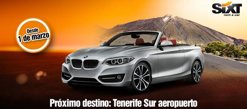 sixt Tenerife Sur