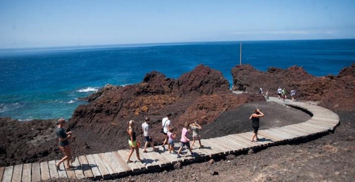 Destinan 65 millones para mejorar 140 puntos del litoral de la Isla