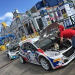verificaciones Rally El Corte Ingles